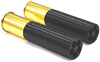 華山 MAD MAX マッドマックス ライフル ガスショットガン用 ガス ショットシェル 6mm BB弾用 2本セット NEW 3Dプリント 40発装弾
