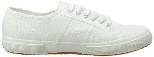 Superga COTU CLASSIC Unisex Sneaker, Weiß - 6