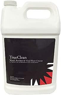 TrueClean Wood, Bamboo & Vinyl Floor Cleaner Gallon
