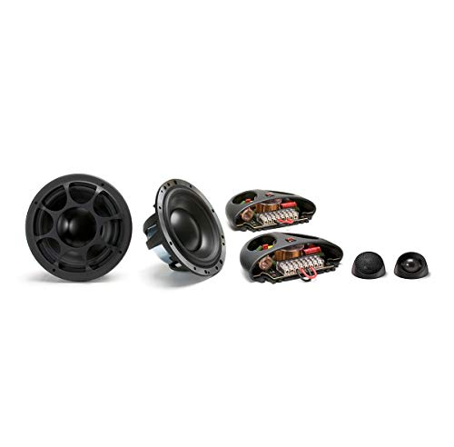 Learn More About Morel Elate 602 6-1/2 1000W 2-Way Elate Series Car Audio Component Speaker System