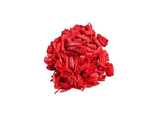Copeaux de Bois paillage Deco Rouge en 1L