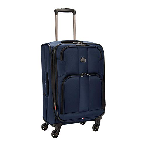 DELSEY Paris Large Carry-on, Navy Blue