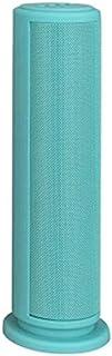 KJRJLY Bluetooth Speaker Card Bluetooth Personality Bluetooth Speaker Indoor Speaker Gift Speaker Multicolor (Color : Green)