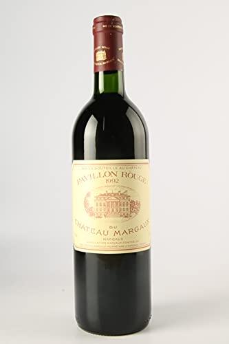 PAVILLON ROUGE du Château Margaux 1992 - Second vin