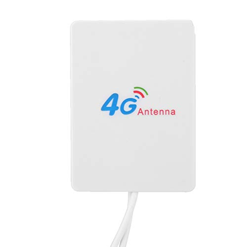 Socobeta Antena 28dBi 4G estable resistente a la corrosión SMA-macho para TV