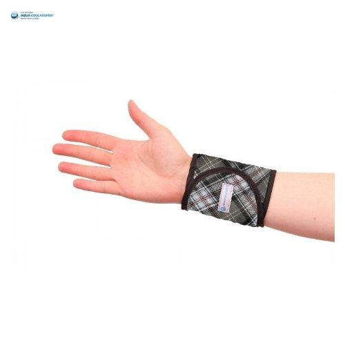 Aqua Coolkeeper Kühlendes Armband - Scottish Grey, Größe L