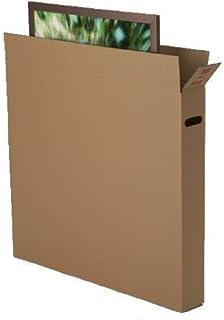 5 neue Bilderkartons 900 x 120 x 800 mm, Verpackung für Bilder und Gemälde Karton mit Tragegriffen