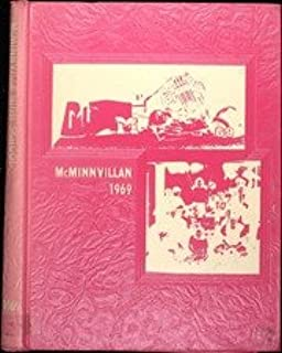(Custom Reprint) Yearbook: 1969 McMinnville High School - Lincolnian Yearbook (McMinnville, OR)