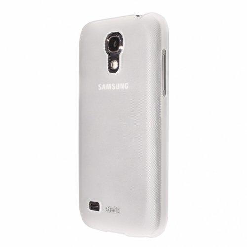 Artwizz Rubber Clip Schutzclip mit gummierter Beschichtung für Galaxy S4 mini Transluzent