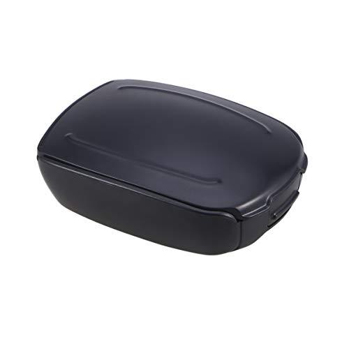 Healifty 1 x kleine, tragbare Universal-Schutzhülle für Audiogeräte, Aufbewahrungsbox.