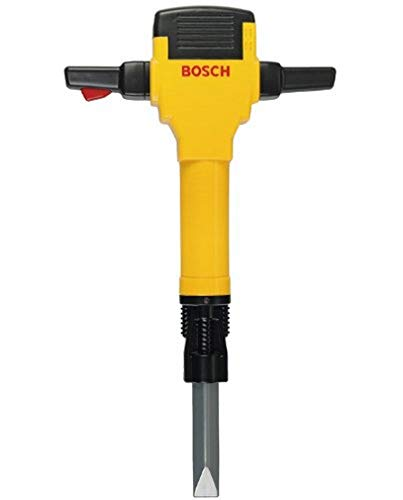 Theo Klein 8405 Bosch Presslufthammer I Batteriebetriebene Auf-und Abwärtsbewegung des Bohrmeißels I Mit Motorsound und Blinklicht I Maße: 28 cm x 7 cm x 50 cm I Spielzeug für Kinder ab 3 Jahren