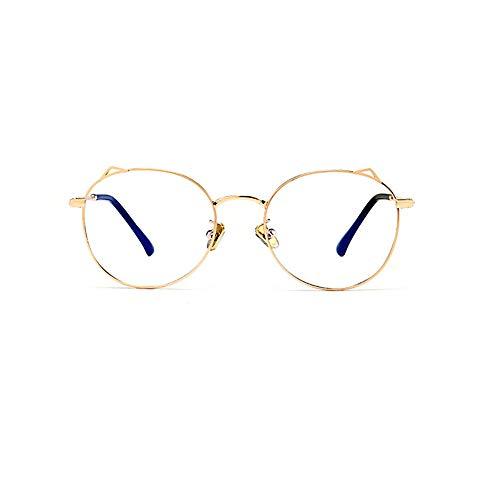 Blu-ray-Blocker Brille Spieler Brille und Computer Brille Blendschutz Anti-Müdigkeit Anti-UV-Brille Smartphone-Bildschirm, Computer oder Fernseher-4