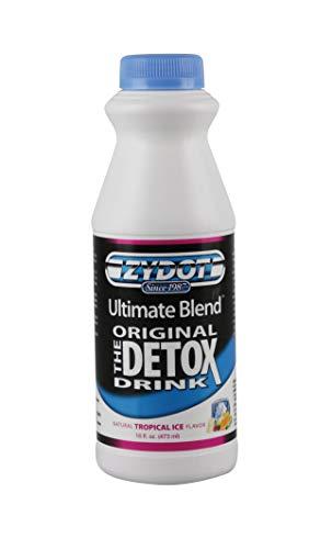Zydot Euro Mischung Detox Getränk Mischung - Tropischer Punsch