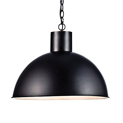 Markslöjd Pendelleuchte, Metall, E27, schwarz, 46 x 0 x 36 cm