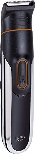 Jata PS33B Cortapelos Rasuradora para Hombre Especial para Nariz Orejas y Cejas Sin cable Recargable Impermeable al Agua Cabezales extraíbles Cuchillas de acero inoxidable de Alta Resistencia