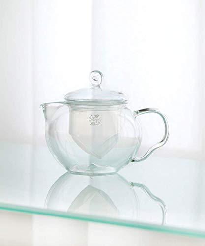 [ アフタヌーンティー リビング ] AfternoonTea LIVING ティーポット 茶漉し 付き 耐熱 ポット パラレル2 クリア