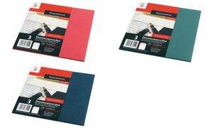 SCHNEIDERSöHNE Briefumschlag, 160 x 160 mm, Majestic blau VE=
