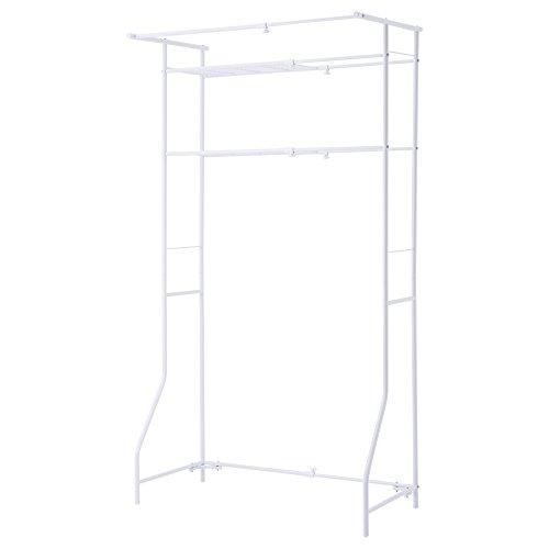 IKEA TORGNY ランドリーラック ホワイト 10259579