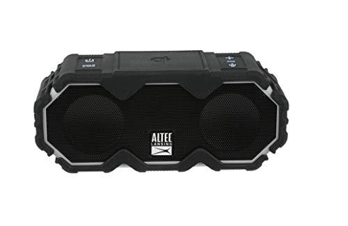 Altec Lansing Mini LifeJacket Jolt Bluetooth Speaker with Qi, Wireless, Waterproof,...