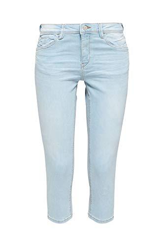 ESPRIT Damen 030EE1B331 Jeans, 904/BLUE Bleached, 31/22