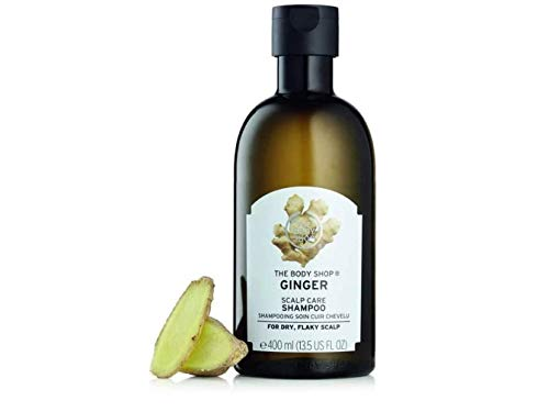 The Body Shop Ingwer Anti-Schuppen-Shampoo - 400Ml
