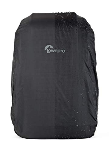 Lowepro ProTactic 450 AW II Black Pro Modular Backpack with All Weather Cover for Laptop Up to 15 Inch, Tablet, Canon/Sony Alpha/Nikon DSLR, Mirrorless CSC and DJI Mavic Drones LP37177-PWW, Black