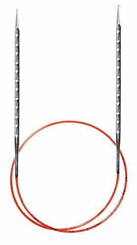 ADDI Feinstricknadel Rundstricknadel Novel 100cm - 4,0mm