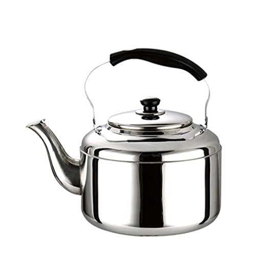 hervidor de té Hervidor de té Tetera de Silbato de Acero...