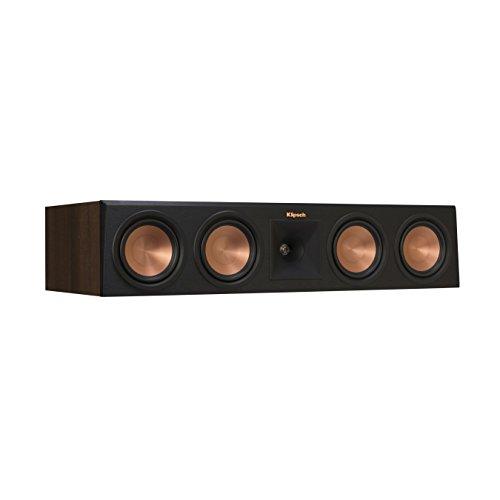 Klipsch RP-450C Walnut Center Channel Speaker