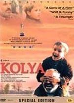 Movie DVD - Kolya SE (Region code : all) (Korea Edition)