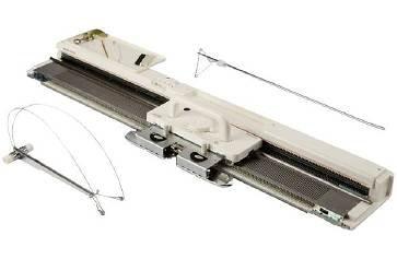Silver Reed SK840 Elektronische Strickmaschine (60 x 150)