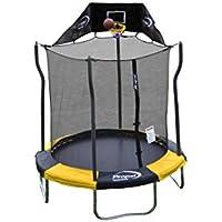 Propel Trampolines LLC 7' Round Trampoline with Safety Enclosure