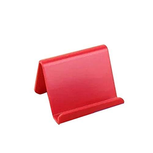ukYukiko Soporte Universal para teléfono móvil, Soporte de Escritorio de plástico, Soporte pequeño