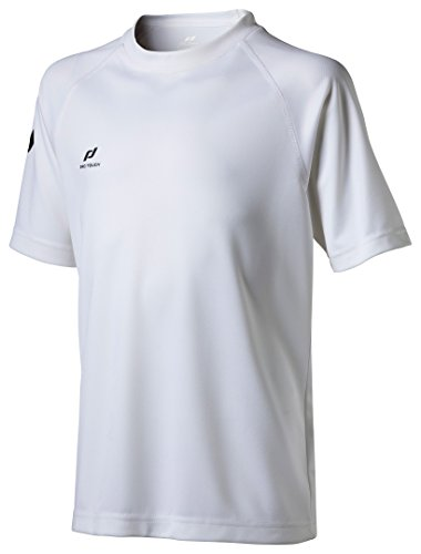 PRO TOUCH - Sole Maillot - Enfants - Blanc -FR: 12 ans (Taille Fabricant : 152 cm)