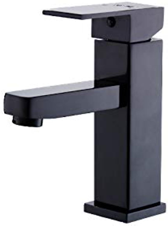 redOOY Taps Space Aluminum Hot And Cold Basin Faucet Bathroom Wash Basin Basin???B
