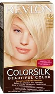 Revlon Colorsilk Beautiful Haircolor Ammonia-free Permanent Haircolor (Pack of 2) (#05 Ultra Light Ash Blonde)