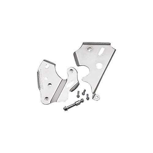Works Connection Aluminum Frame Guards for 00-01 Yamaha YZ250