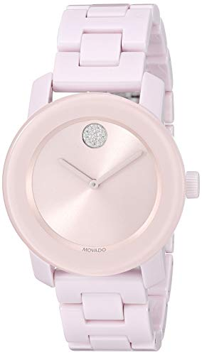 Women's Bold Ceramic Watch (Model: ) - Movado 3600536