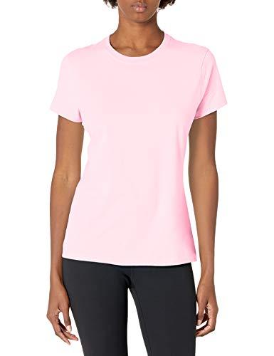 Hanes Women's Nano T-Shirt, X-Large, Pale Pink