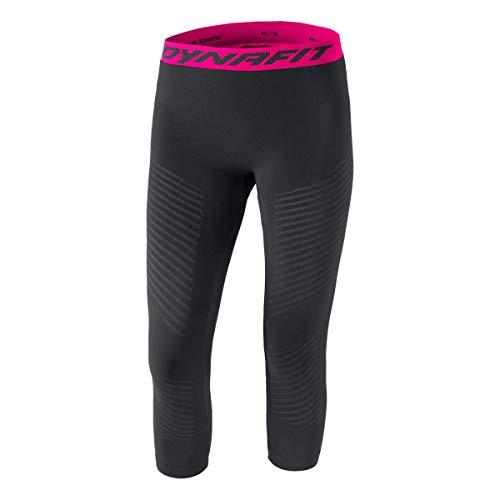 DYNAFIT W Speed Dryarn Tights Schwarz, Damen Hose, Größe 38 - Farbe Black Out