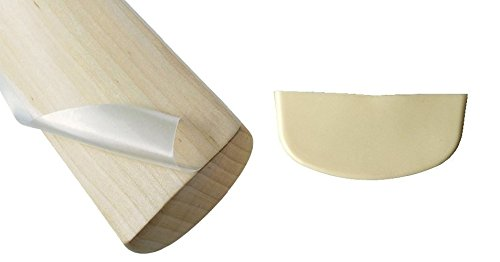GREAT MASTER Cricket Bat Toe Guard with 5X Scuff Sheet