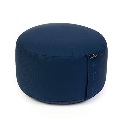 Yoga Studio Meditation Cushion (Navy Blue)