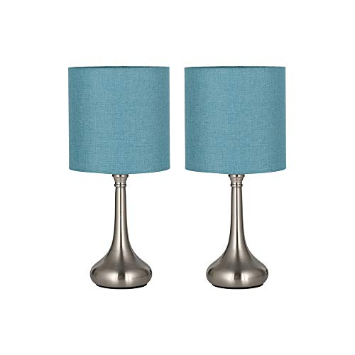 HAITRAL Modern Table Lamps - Bed...