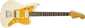 Squier by Fender J Mascis Jazzmaster Rosewood Fretboard - Vintage White