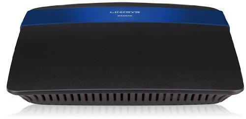 Linksys EA3500-EW Router 4 X RJ45 300 Mbps Wireless ADSL/ADSL2/ADSL2+