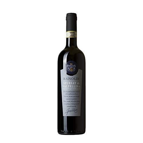 CASA VINICOLA RAINOLDI Sfursat di Valtellina Magnum Nebbiolo (Chiavennasca) 2015 14,5% (1 X 1,5 l)