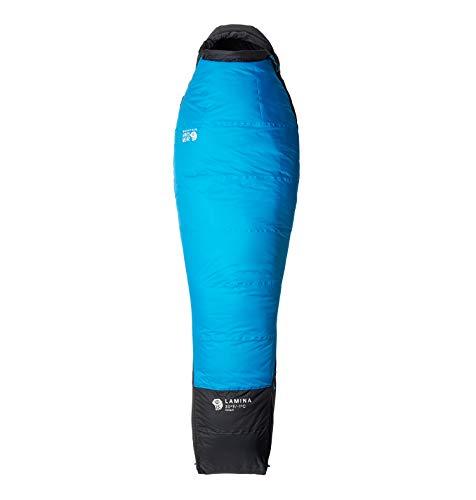 Mountain Hardwear Lamina Schlafsack -1°C Regular Electric Sky Ausführung Right Zipper 2020 Quechua Schlafsack
