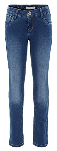 NAME IT NAME IT Mädchen Regular Fit Jeans 104/3-4 Jahre