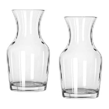 juice Crystal glass red white wine carafe Elegant Gift for wine lovers Barproducts Wine Aerator iced tea Classic lemonade Wine Accessories Wine decanter 16 ounces water pitcher Wine chilling carafe