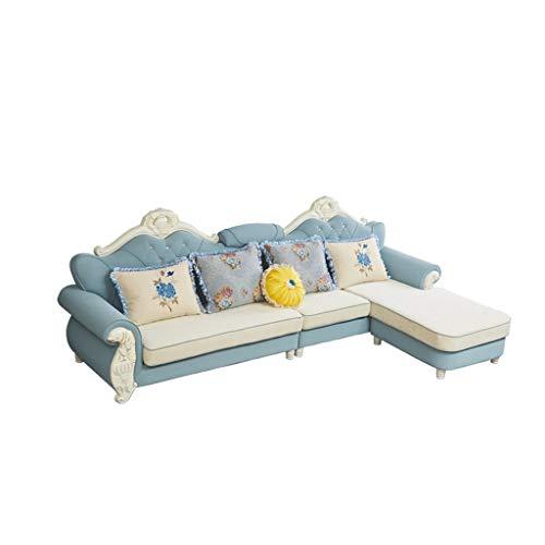 HEMFV Sofa Sectional Set wasch- L-förmigen Möbel